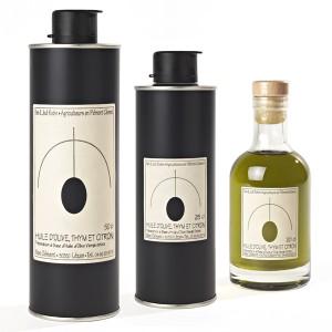Huile d'Olive et Thym