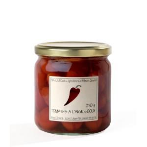 Tomates à l'aigre-doux