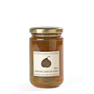 Confiture extra FigueBlanche