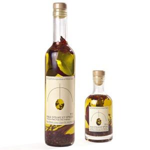 Huile d'Olive Piquante aux Epices